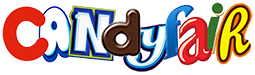 Candyfair logo, created by Summer.